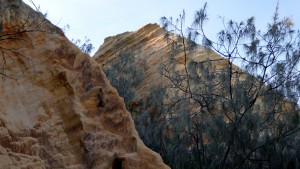 The Pinnacles (Colored Sands)
